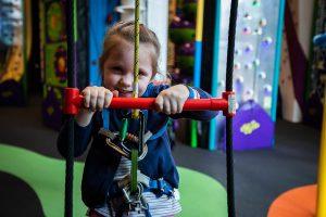 Toddlers, Ipswich, Climbing